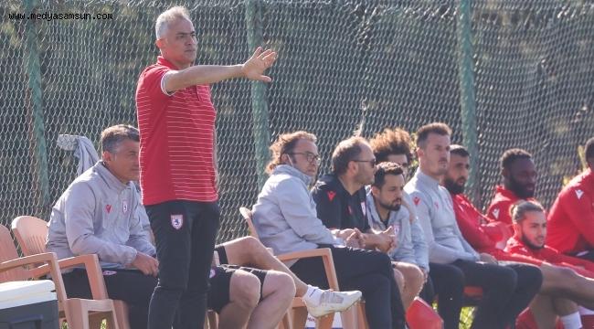 Mehmet Altıparmak'tan maç sonu açıklaması