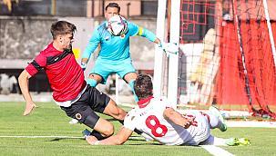 Samsunspor hazırlık maçlarında galibiyet serisini devam ettirdi
