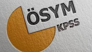 KPSS 2021 sınav sonuçları açıklandı