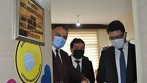 Başkan Akgül, merhum babası için anasınıfı yaptırdı