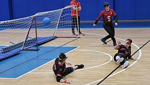 Olimpiyat Şampiyonu Goalball Kadın Milli Takımı Samsun'da Kampa Girdi